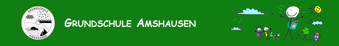 Grundschule Amshausen Logo